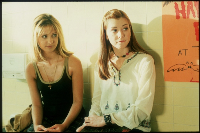 buffy summers, willow rosenberg